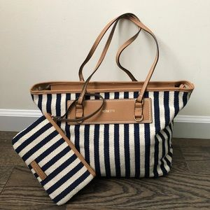 Rosetti tote with Wristlet